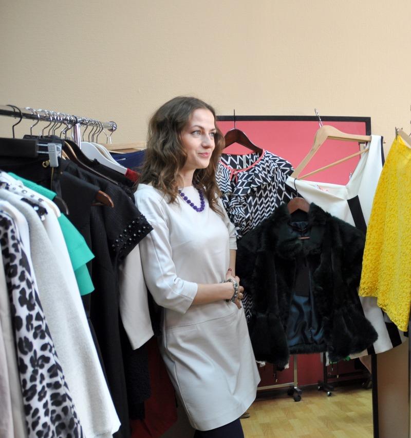 шоппинг стилист Марина Павлюк
