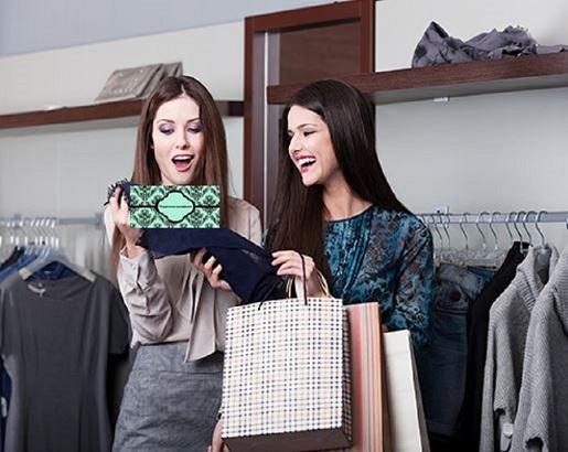 Преимущества шоппинг - сопровождения