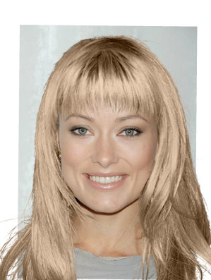 цвет волос для цветотипа внешности лето