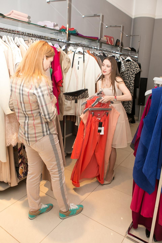 шоппинг со стилистом цены