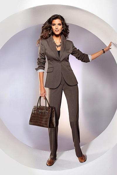 Классический дресс код для женщин