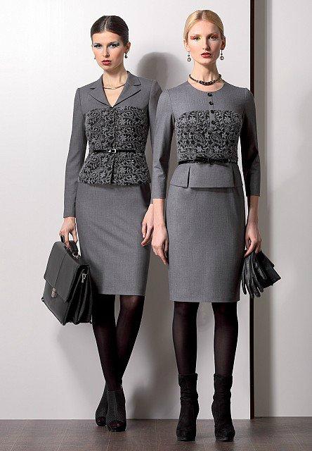 Женский дресс код